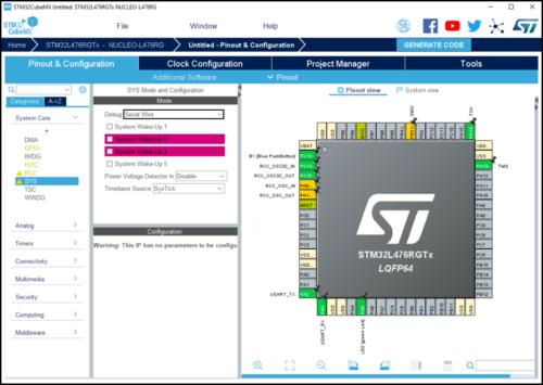 STM32StepByStep:Step2 Blink LED - stm32mcu